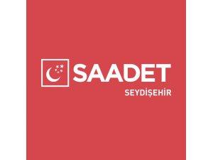 Saadet Partisi Seydişehir İlçe Başkanı Hayri YILMAZ, Berat Kandili münasebetiyle bir mesaj yayımladı