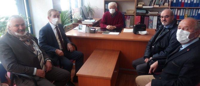 CHP milletvekili  Abdüllatif Şener Esnafları ziyaret etti