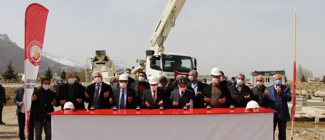 Seydişehir'in Bir Vizyon Projesinin Daha Temelleri Atıldı