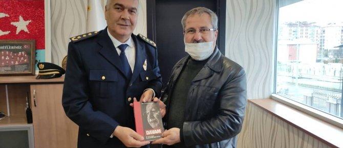 Saadet Partisinden Polis Haftası Ziyareti