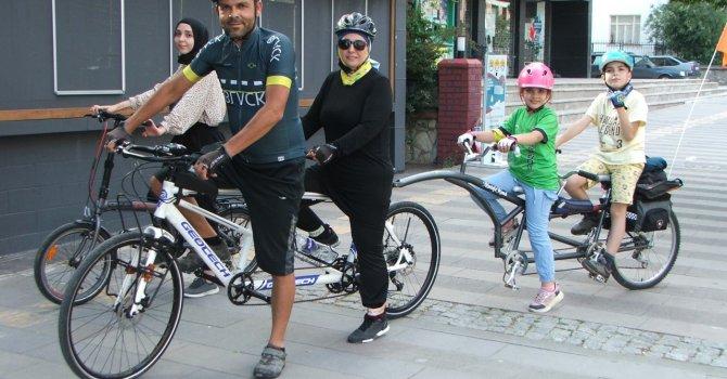 Seydişehir Bisiklet Kenti olma yolunda