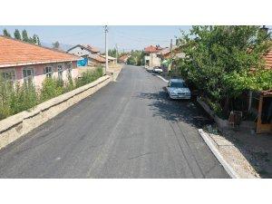 Seydişehir'in Mahalle Yollarına Büyükşehir Standardı