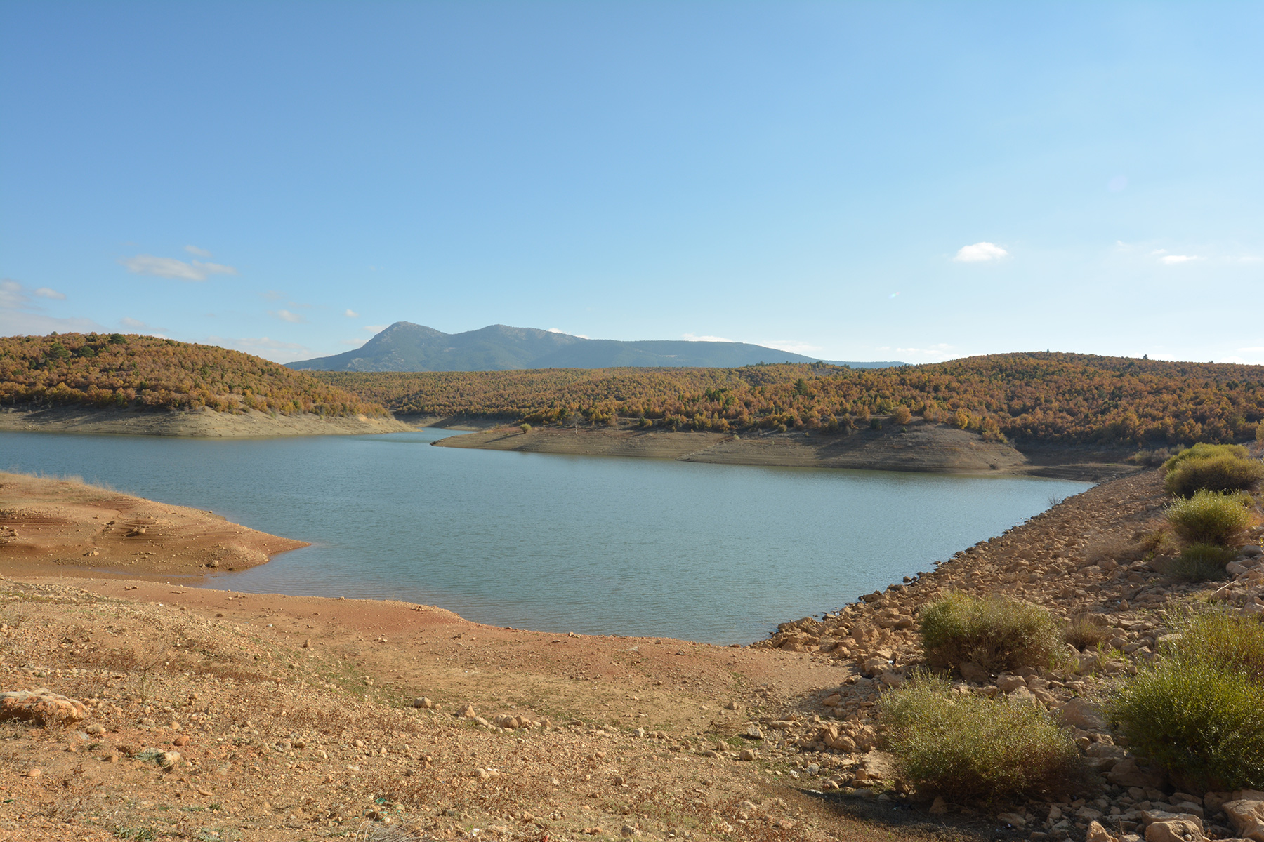 Büyükşehir'den 2016'da 34 Milyonluk Sulama ve Gölet Yatırımı