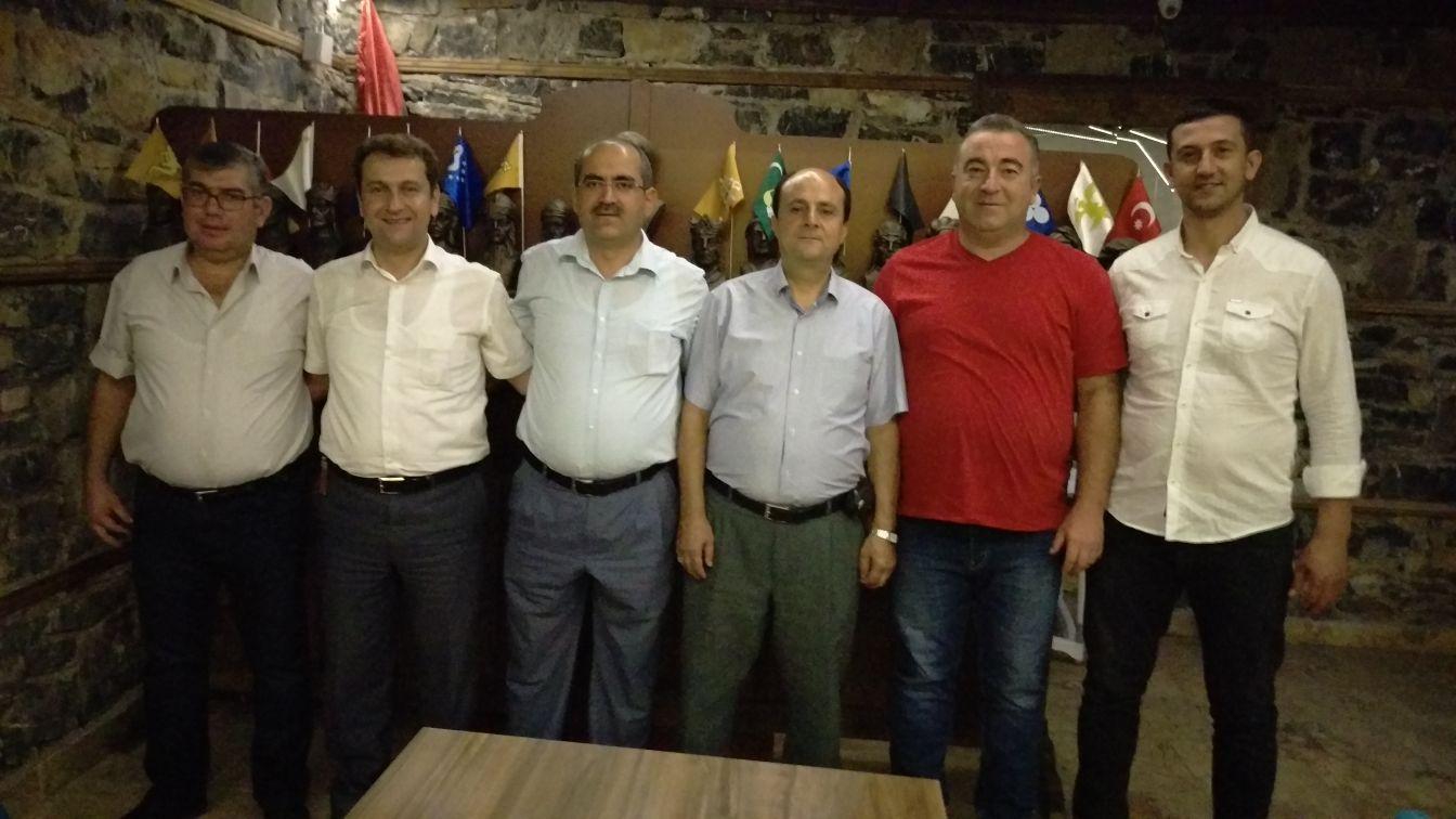 Seydişehir Esnaf ve Sanatkarlar Kredi ve Kefalet Kooperatifi Başkanlığına  Durmuş Onar Aday oldu