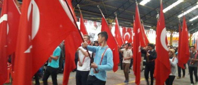 Seydişehir'de 29 Ekim Cumhuriyet Bayramı coşku ile kutlandı